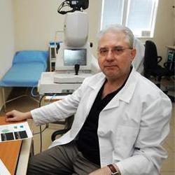 Проф. Ангелов - Офталомолог София