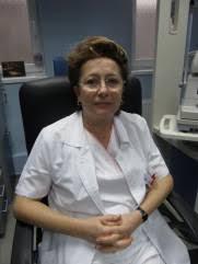 Д-р Шаханова - Офталмолог - Русе