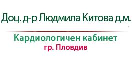 Доцент Китова – Лого