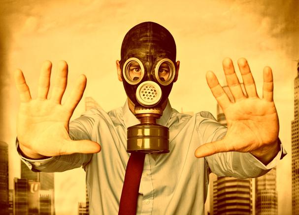 Силно замърсения въздух в градовете има огромен принос за натрупване на вредни в-ва в организма