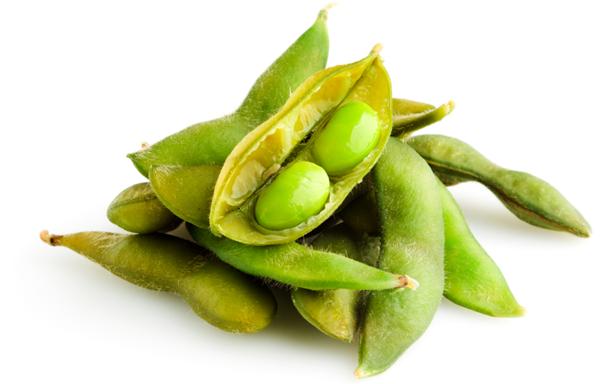 Зелена соя