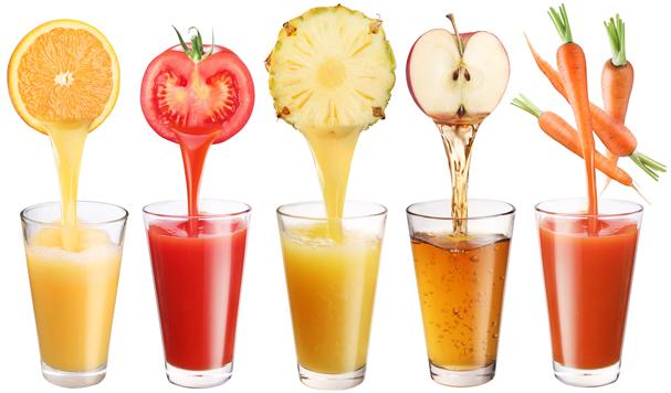 Прясно исцедените сокове - еликсир за нашия организъм