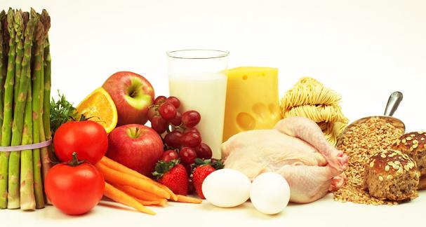 Продукти за протеинова диета