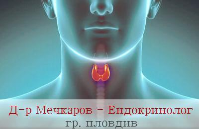 Ендокринолог - Пловдив и Асеновград