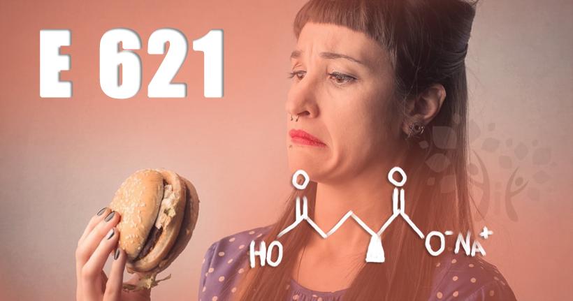 E621 - Добавка в храните Натриев Глутамат